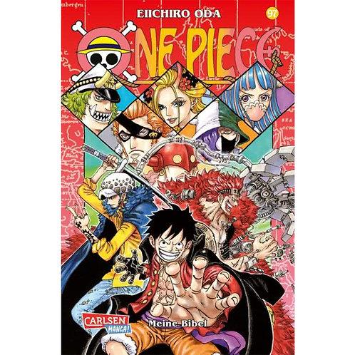 One Piece - Band 97 (Manga   Carlsen)