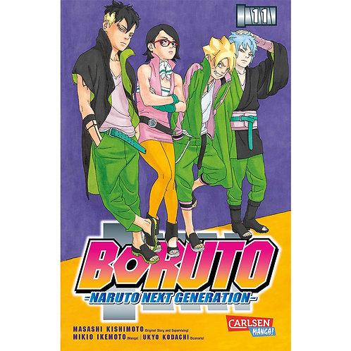 Boruto - Naruto the next Generation - Band 11 (Manga | Carlsen Manga)