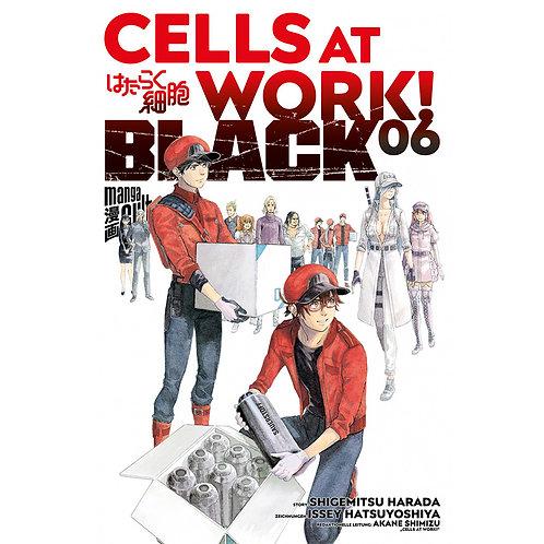 Cells at Work! Black - Band 06 (Manga | Manga Cult)
