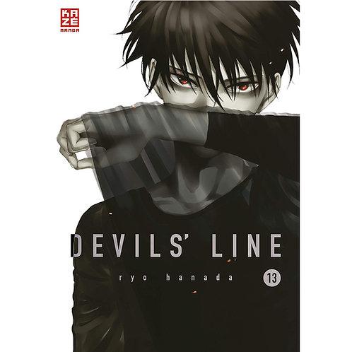 Devils' Line - Band 13 (Manga   Kazé)