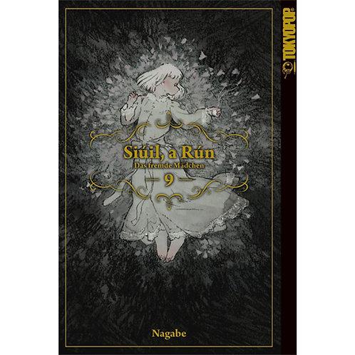 Siúil, a Rún – Das fremde Mädchen - Band 9 (Manga | TokyoPop)