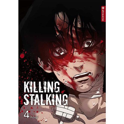 Killing Stalking - Band 04 (Manga   altraverse)