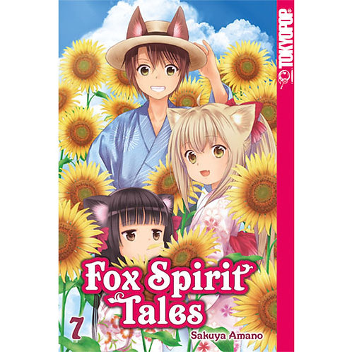 Fox Spirit Tales - Band 7 (Manga | Tokyopop)