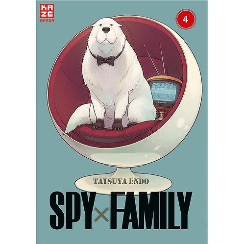 Spy x Family - Band 04 (Manga   Kazé)