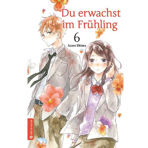 Du erwachst im Frühling - Band 06 (Manga | altraverse)