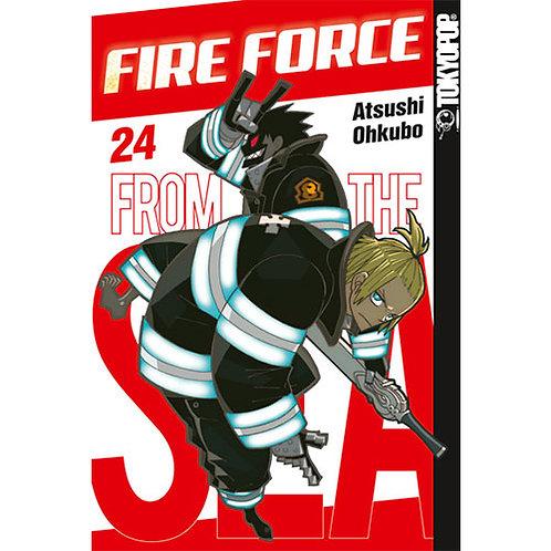 Fire Force - Band 24 (Manga | Tokyopop)