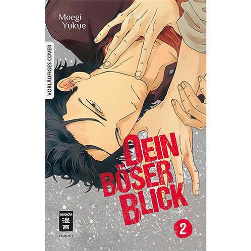 Dein böser Blick - Band 2 (Manga | Egmont Manga)