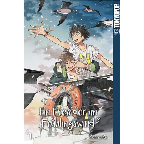 Ein Fremder im Frühlingswind - Band 1 (Manga | TokyoPop)