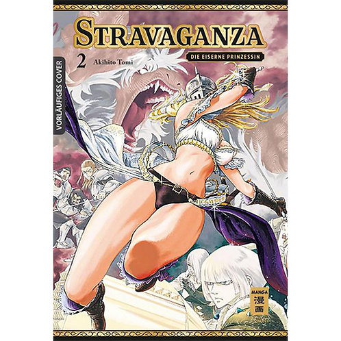 STRAVAGANZA – Die eiserne Prinzessin - Band 2 (Manga | Egmont Manga)