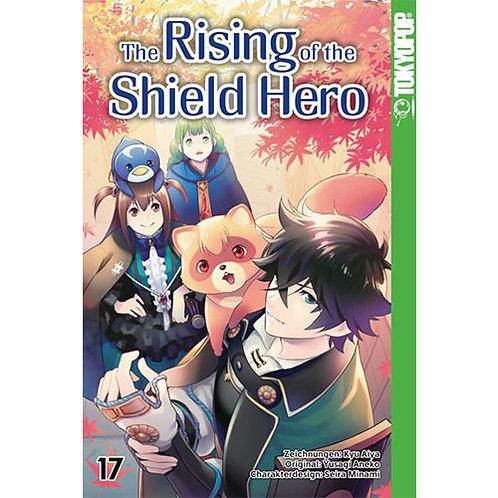 The Rising of the Shield Hero – Band 17 (Manga | TokyoPop)