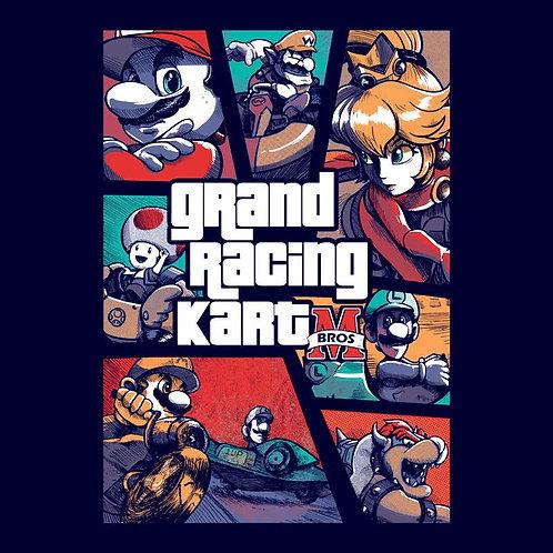 Grand Racing Kart (T-Shirt - Unisex)