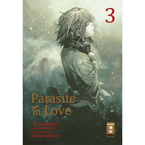 Parasite in Love - Band 3 (Manga | Egmont Manga)