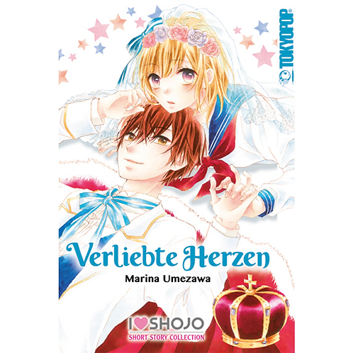 Verliebte Herzen Einzelband (Manga   TokyoPop)