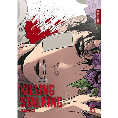 Killing Stalking - Season III - Band 06 (Manga   altraverse)
