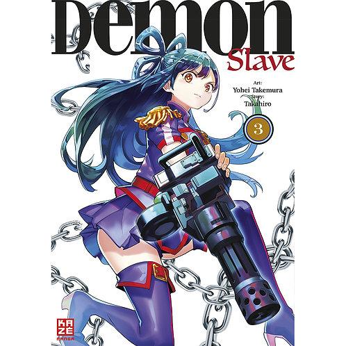 Demon Slave - Band 3 (Manga | Kaze)