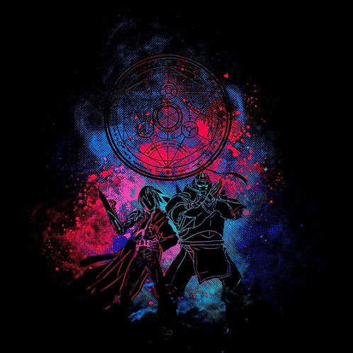 Alchemist Art (T-Shirt | Unisex S - 3XL)