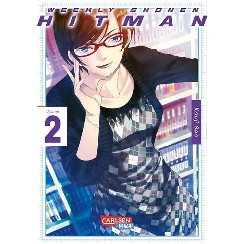 Weekly Shonen Hitman - Band 02 (Manga | Carlsen)