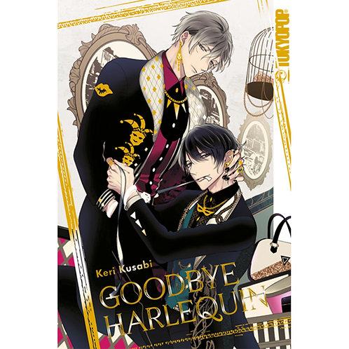 Goodbye Harlequin - Special Edition (Manga   Tokyopop)