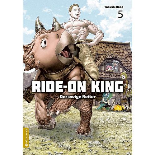 Ride-On King – Der ewige Reiter - Band 5 (Manga | altraverse)