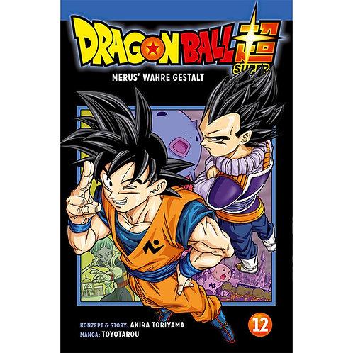 Dragon Ball Super - Band 12 - Merus' wahre Gestalt (Manga | Carlsen Manga)
