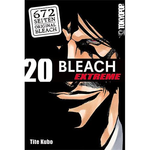 Bleach EXTREME - Band 20 (Manga   Tokyopop)