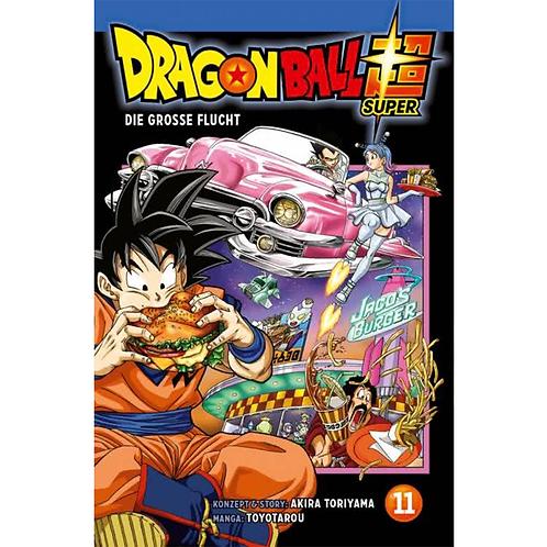 Dragon Ball Super - Band 11 (Manga | Carlsen)