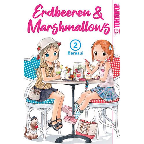 Erdbeeren & Marshmallows 2in1 - Band 2 (Manga   TokyoPop)