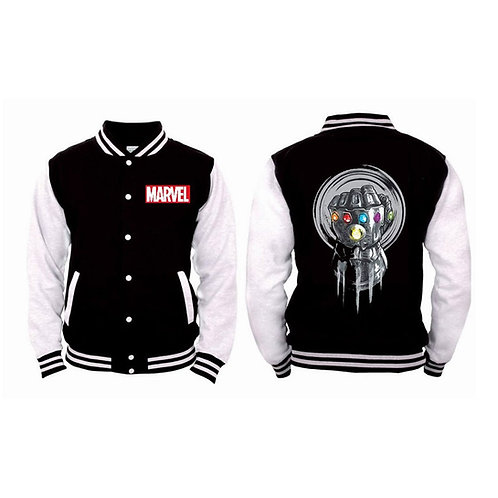 Marvel - Thanos - Infinity Gauntlet (College Jacke)