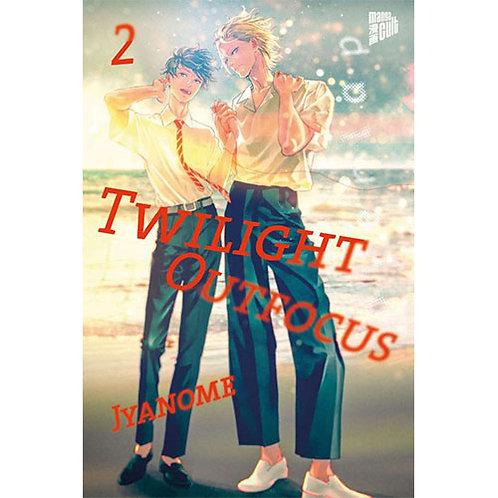 Twilight Outfocus - Band 2 (Manga   Manga Cult)