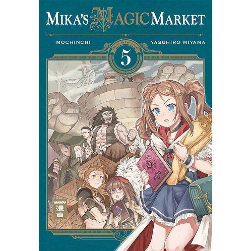 Mika's Magic Market - Band 5 (Manga   Egmont Manga)