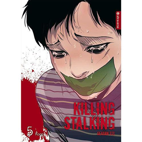 Killing Stalking - Season III - Band 05 (Manga   altraverse)
