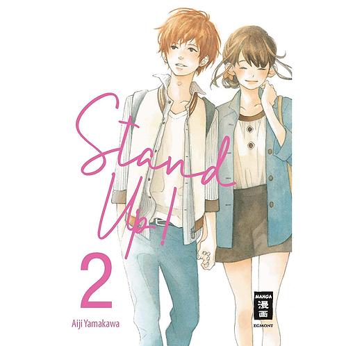 Stand Up! - Band 02 (Manga | Egmont Manga)