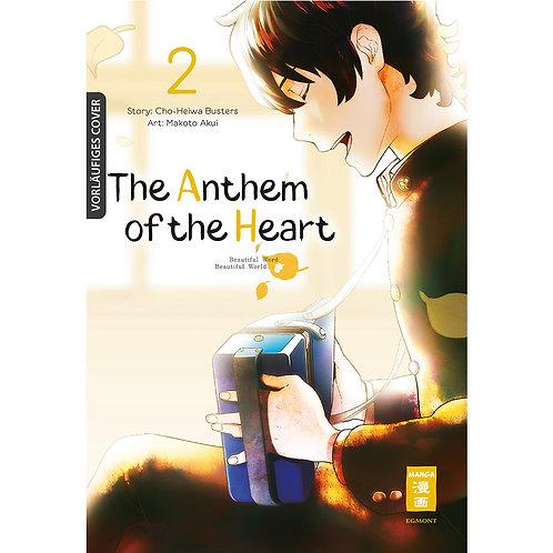 The Anthem of the Heart - Band 2 (Manga | Egmont Manga)