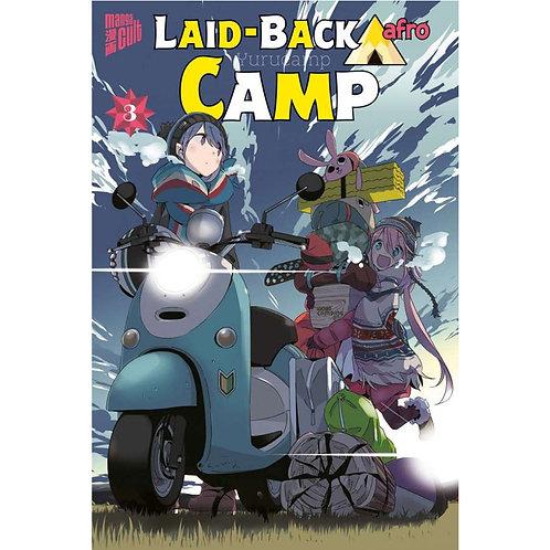 Laid-Back Camp - Band 3 (Manga | Manga Cult)