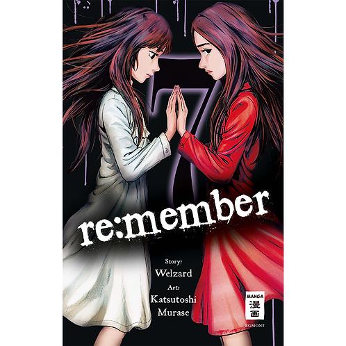 re:member - Band 07 (Manga | Egmont Manga)