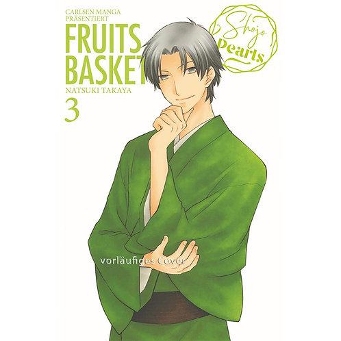 Fruits Basket Pearls - Band 3 (Manga   Carlsen Manga)