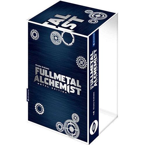 Fullmetal Alchemist Metal Edition - Band 7 mit Box (Manga | altraverse