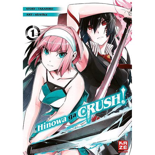 Hinowa ga CRUSH! - Band 1 (Manga | Kazé)