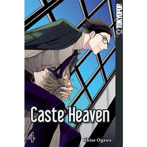 Caste Heaven - Band 4 (Manga | TokyoPop)
