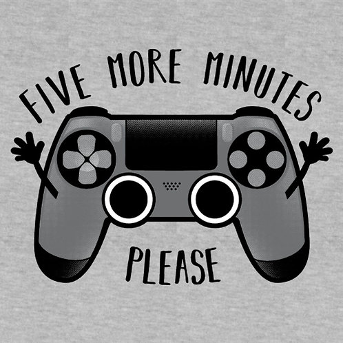 Play Five More Minutes (Hoodie | XS - 2XL)