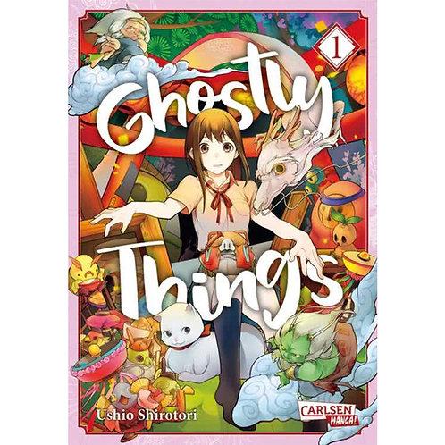 Ghostly Things - Band 1 (Manga | Carlsen Manga)