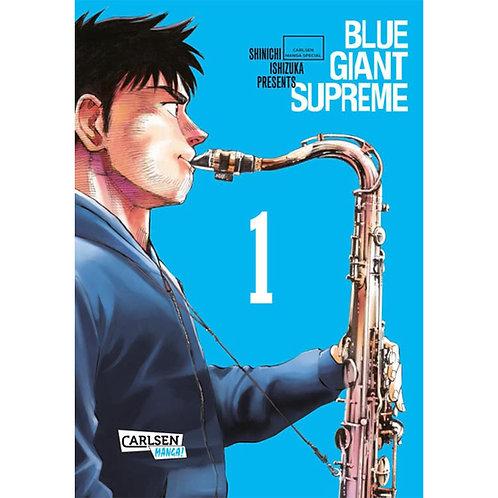 Blue Giant Supreme - Band 1 (Manga | Carlsen Manga)