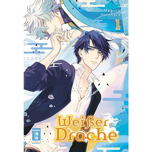 Weißer Drache - Band 1 (Manga | Egmont Manga)