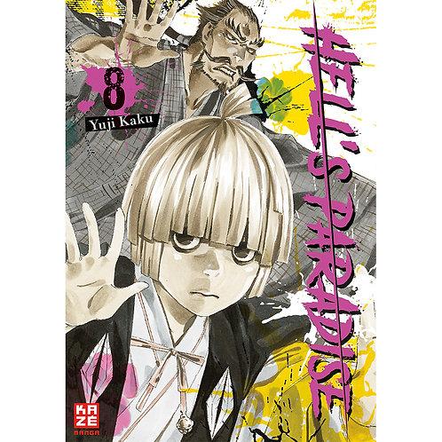 Hell's Paradise - Band 8 (Manga   Kaze)