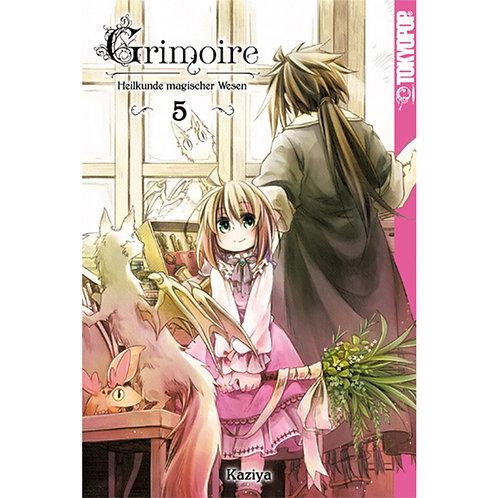 Grimoire - Heilkunde magischer Wesen - Band 5 (Manga | Tokyopop)
