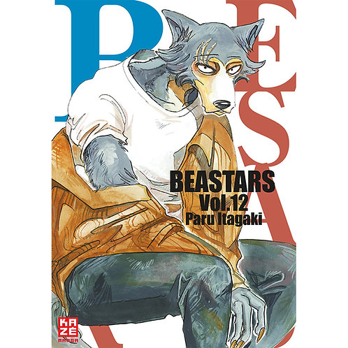 Beastars - Band 12 (Manga   Kaze)