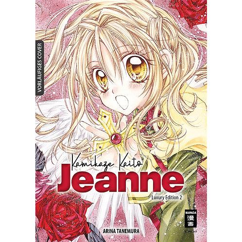 Kamikaze Kaito Jeanne - Luxury Edition 02 (Manga | Egmont Manga)