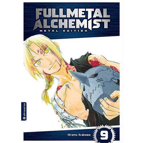 Fullmetal Alchemist Metal Edition - Band 9 Abschlussband (Manga   altraverse)