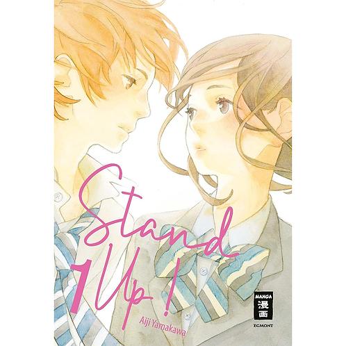 Stand Up! - Band 01 (Manga | Egmont Manga)