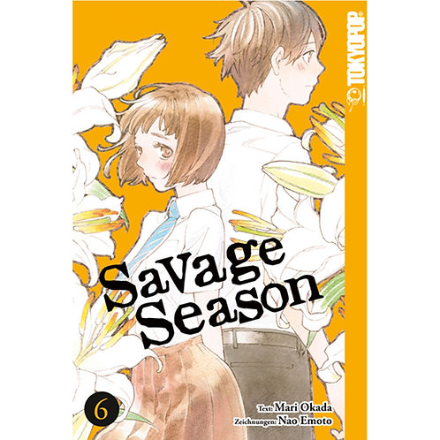 Savage Season  - Band 6 (Manga | Tokyopop)